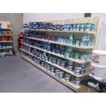 Gondole murale peinture et revêtement de sols