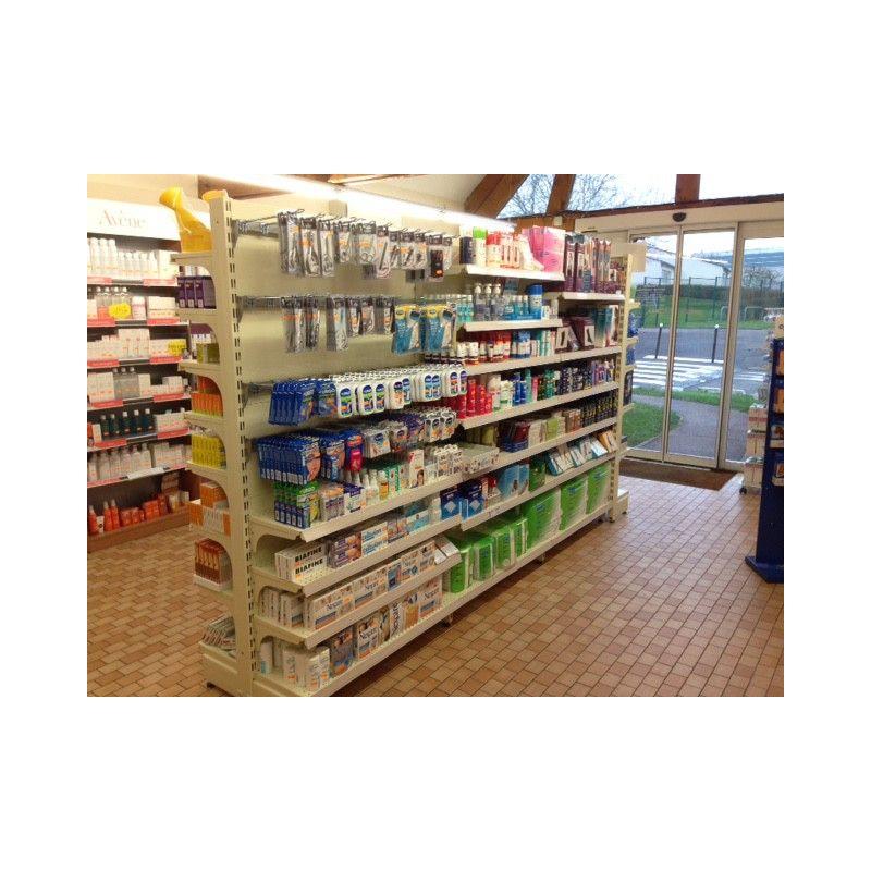 Amenagement Pharmacie des vignes de Boissise-le-Roi (77)