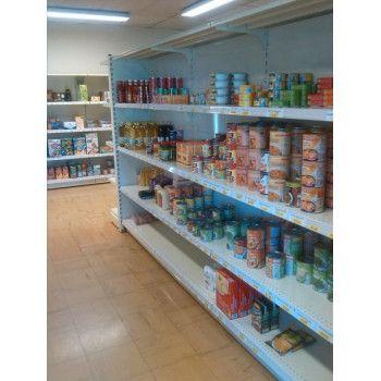 Agencement épicerie solidaire