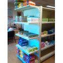 Agencement épicerie sociale de Lognes