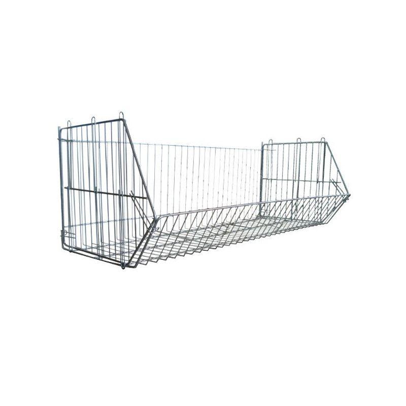 panier filaire 130 litres rayonnage et equipement pour magasin. Black Bedroom Furniture Sets. Home Design Ideas