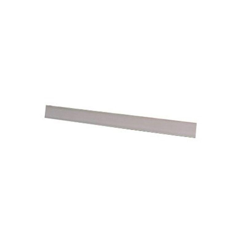 Porte étiquette de prix adhésif de hauteur 40mm (Transparent)