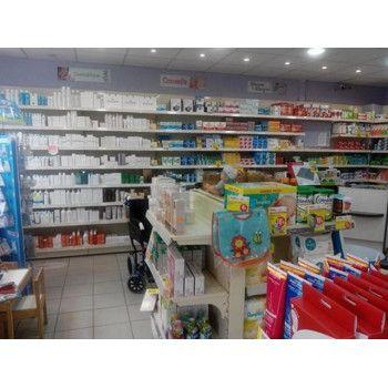 Gondole Centrale Pharmacie