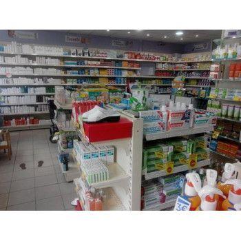 Gondole Murale pharmacie