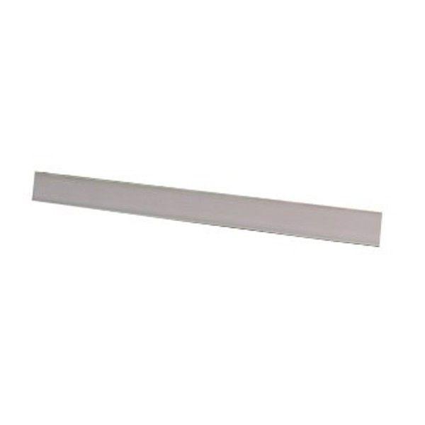 Porte étiquette de tablette pour gondole (Le Paquet de 10)