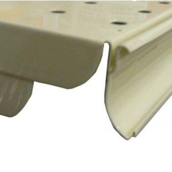 Porte étiquette tablette de gondole