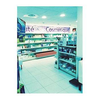 Mobilier de pharmacie officine gondole
