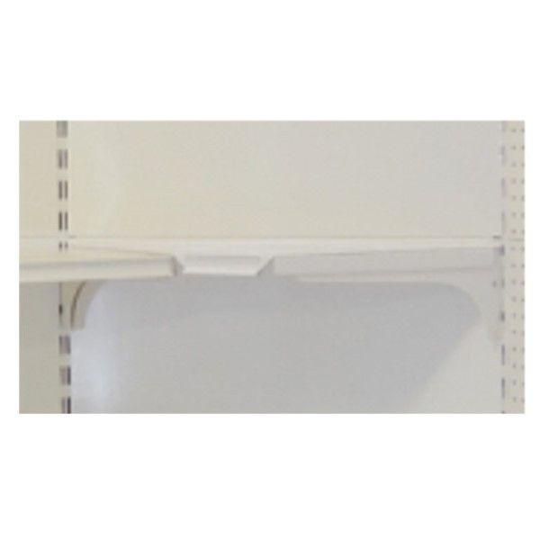 kit tablette d 39 angle profondeur 400 mm vente les tablettes pour gondole equipement et. Black Bedroom Furniture Sets. Home Design Ideas