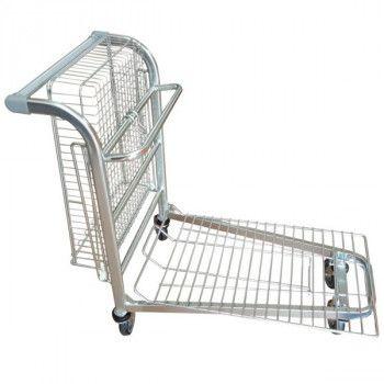 Chariot magasin de bricolage ou jardinerie