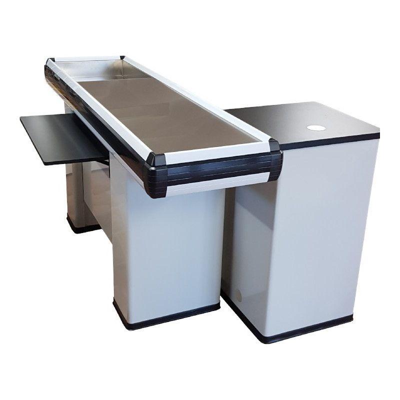 Sortie de caisse sans tapis avec tablette PMR 2019