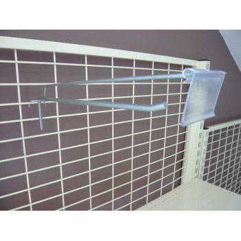 Broche simple P.E. grille 300 diam.6