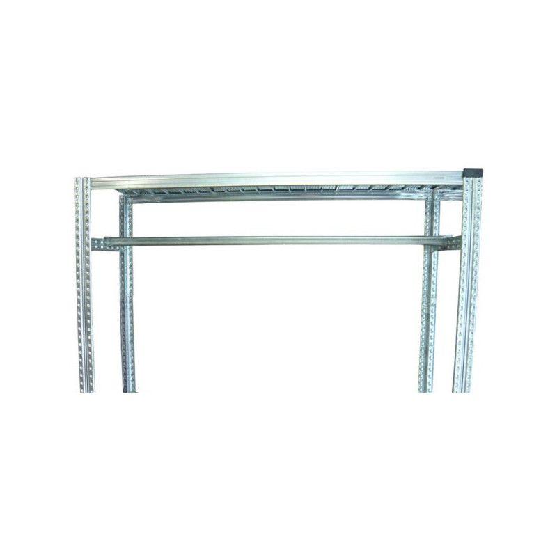 Kit Penderie Longueur 1 200 ou 1500 mm pour rayonnage galvanisé