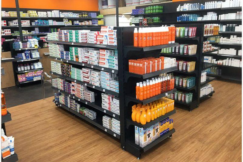 Nos réalisations : agencement de pharmacie & parapharmacie